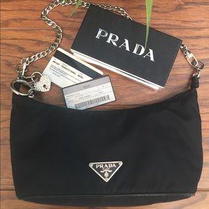 Prada Bags - Authentic Prada Tessuto Sirio Black w authenticity 4af620eb035cb